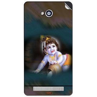 Instyler Mobile Skin Sticker For Karbonn A-6 MSKARBONNA6DS10088