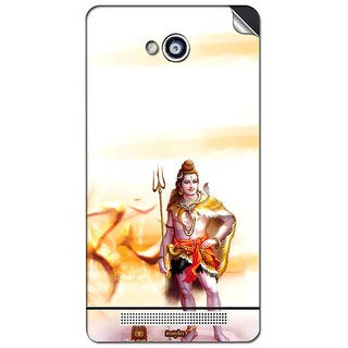 Instyler Mobile Skin Sticker For Karbonn A-6 MSKARBONNA6DS10091