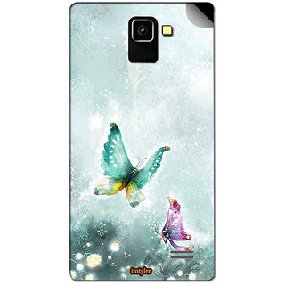 Instyler Mobile Skin Sticker For Karbonn A7 Star MSKARBONNA7STARDS10040