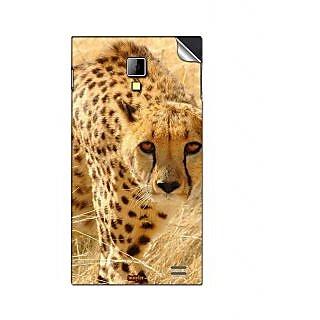 Instyler Mobile Skin Sticker For Karbonn A11 Star MSKARBONNA11STARDS10023