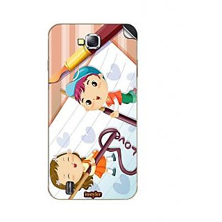 Instyler Mobile Skin Sticker For Karbonn A12 MSKARBONNA12DS10129