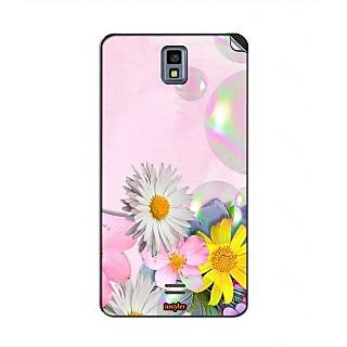 Instyler Mobile Skin Sticker For Karbonn A4 Plus MSKARBONNA4PLUSDS10046