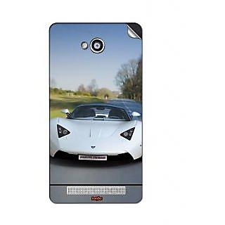 Instyler Mobile Skin Sticker For Karbonn A-6 MSKARBONNA6DS10029
