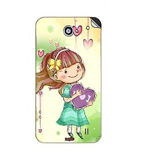 Instyler Mobile Skin Sticker For Karbonn A9 Plus MSKARBONNA9PLUSDS10061