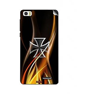 Instyler Mobile Skin Sticker For Lava Pixel V2 MSLAVAPIXELV2DS10155