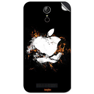 Instyler Mobile Skin Sticker For Lava Iris Fuel 10