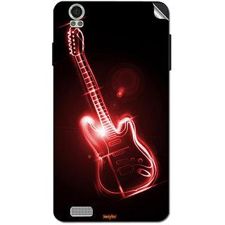 Instyler Mobile Skin Sticker For Lava Iris Selfie 50