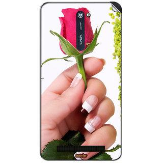 Instyler Mobile Skin Sticker For Lava Iris 503