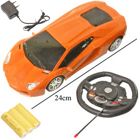 JM 24cm RECHARGEABLE Radio Control RC Racing Car Kids Toys Toy Gift Remote-R56