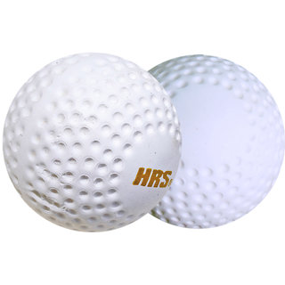 Turf Ball Dimple White Hockey ball