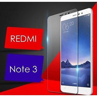 Redmi Note 3 Premium Tempered Glass Screen Guard Protector