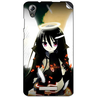Instyler Mobile Skin Sticker For Lava Pixel V1
