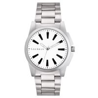 Laurels Sports Analog White Dial Mens Watch - LL-Sports-0107