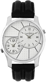 Laurels Invictus 4 Analog Silver Dial Men Watch - Lo-Inc-401