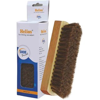Natural Hair Shoe Brush