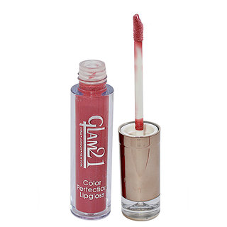 GLAM 21 COLOR PERFECTION LIP GLOSS  With Liner  Rubber Band -RHP-C2