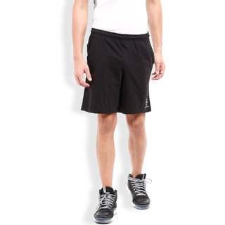 2Go Active Gear Usa Black Sports Shorts Ec-Sh-11-Black