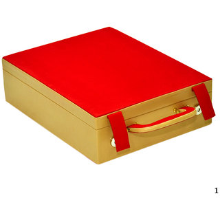 Phoenix International Styler Beautiful Red Vanity Box