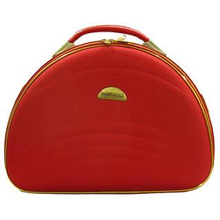 Phoenix International RED Makeup And Jewellery Vanity Box