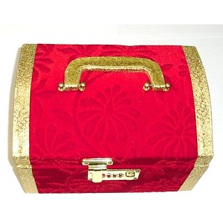 Phoenix International Designer Make up/Bangle Storage Box /Make up Case with mirror