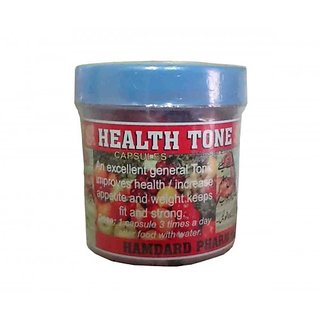 Health Tone Herbal Weight Gain Caps (Pack Of 3)