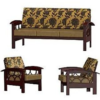 Buy Wooden Sofa Set Online ₹31000 From Shopclues