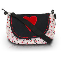 Pick Pocket Big Red Love Sling Bag
