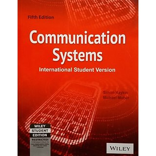 COMMUNICATION SYSTEMS, 5TH ED, ISV available at ShopClues for Rs.629