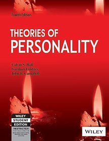 THEORIES OF PERSONALITY, 4TH ED
