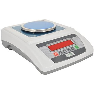 JBC Plastic Jewelry Weighing Scale with Front/Back Display