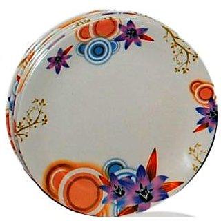 porcelain dinner plates online india. set of 6 pcs trendy white melamine full dinner plates design 10 porcelain online india l