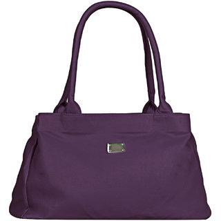 Fashno Ladies Hand Bag Purple Colour(FP-PRL-02)