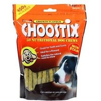 Choostix Chicken Flavour Chicken Dog Treat(450 G, Pack Of 1