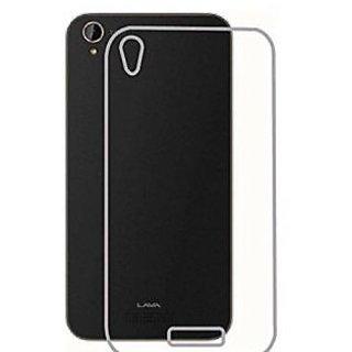 Lava Iris Atom 3 Transparent Phone Cover