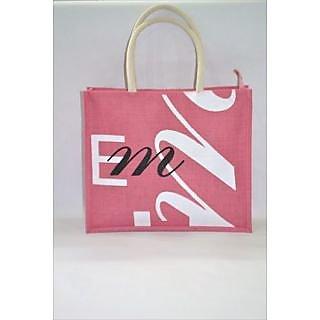 Earthen Me Jute Hand Bag