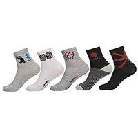 Ankle Socks Set of ( 5 ) Pair
