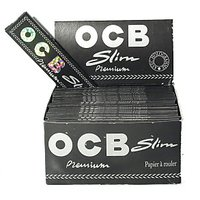 OCB BOX (50 PACKS *32 LEAVES)