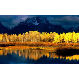 1 Landscape  Nature Poster By PrintHike