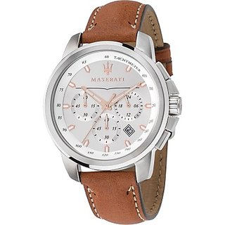 Maserati Time R8871621005 Successo Analog Watch - For Men, Boys