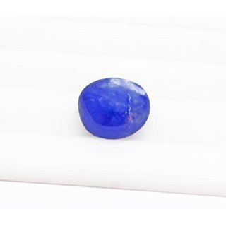 7.11 Carats Natural Blue Sapphire Burmese (Neelam) UnHeated  UnTreated by AstroGem.co.in