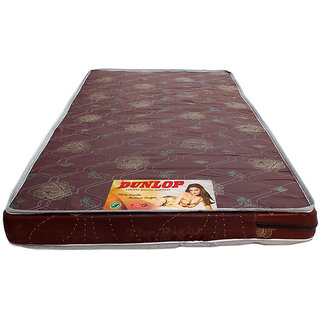 Dunlop Brown 1 Foam Mattress Online
