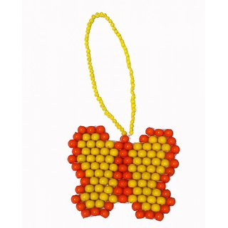 yellow and orange butterfly/decor/ hanging/gift