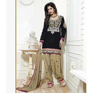 Elegant Suit Material For Women (Unstitched)