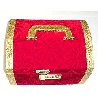 Phoenix International Designer Make up/Bangle Storage Box /Make up Case with mirror