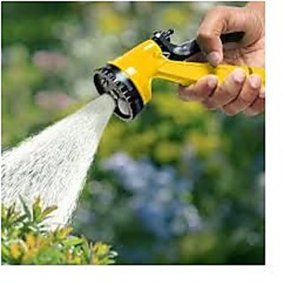 CAR/BIKE WATER SPRAY GUN UNBREAKABLE (5 PATTERNS) 2016 HOTSALE