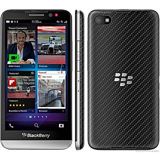 Blackberry Z30  1.7GHz Dual Core 2GB + 16GB  8MP + 2MP  5 HD Display (Black) - (1 Year warranty Bazaar Warranty)