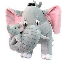 Tabby Toys Cute  Innocent Mother Elephant  - 30 cm (Grey)