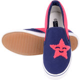 Berry Purple WomenS Pink Slip On Casual Shoes (HMP963P)