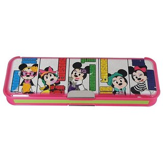 Disney Minnie Mouse Double Sided Pencil Box