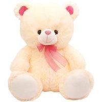 Tabby Toys Cute  & Innocent Teddy-32cm(Beige)